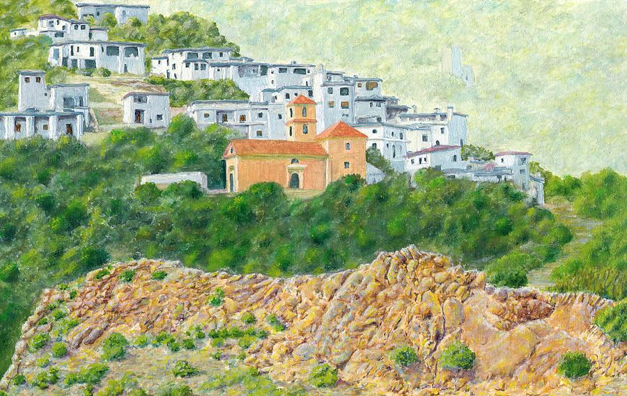 El Golco Painting - El Golco by John Bray