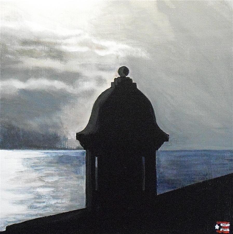 El Morro 2 Painting