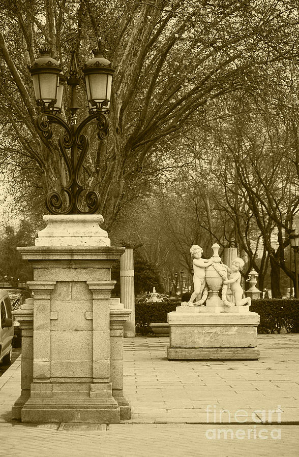 El Prado Madrid Photograph