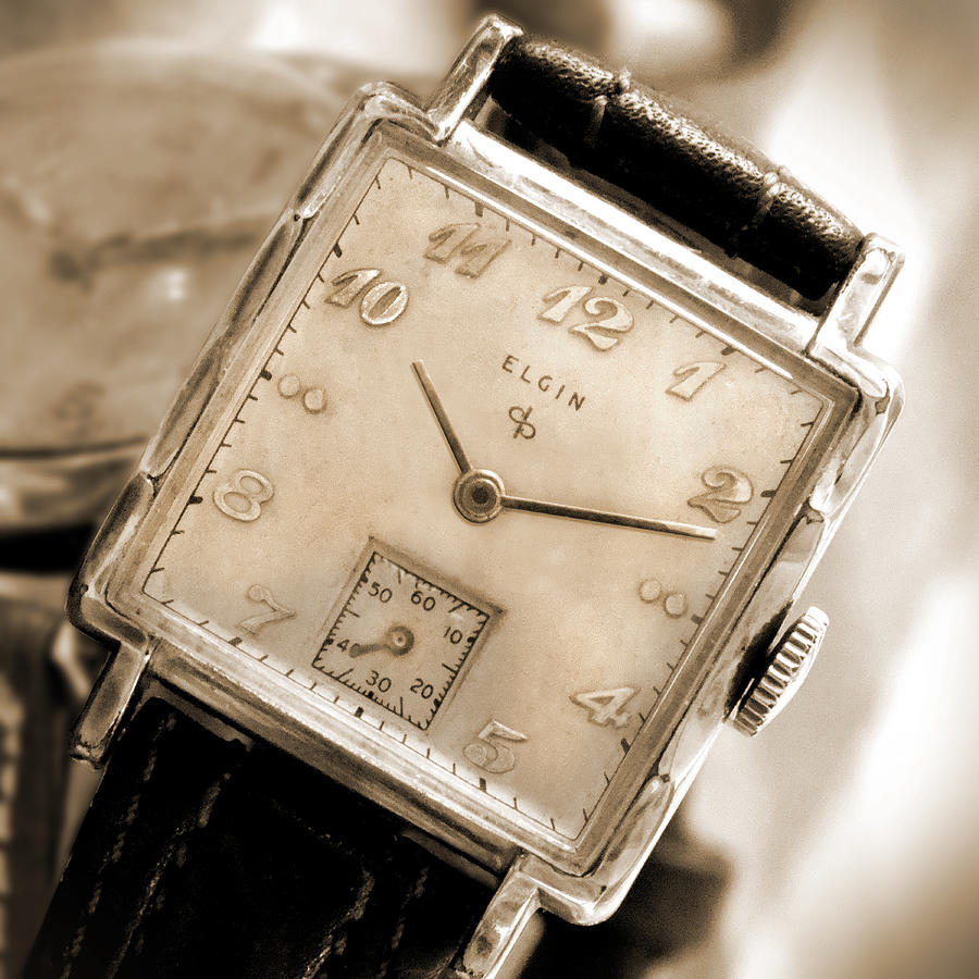 Elgin Watches Photograph