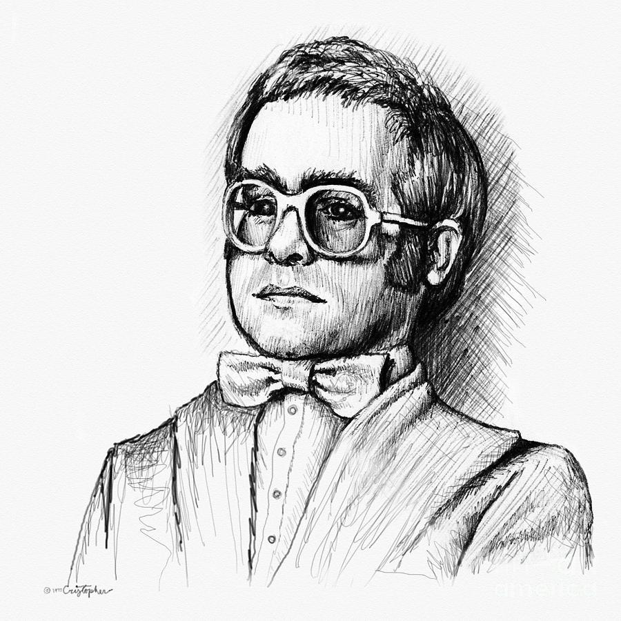 Elton  Drawing