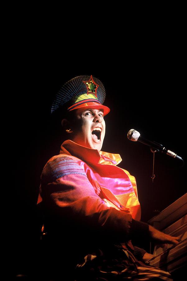 Elton John #1 Photograph