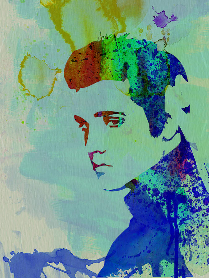 Painting - Elvis by Naxart Studio