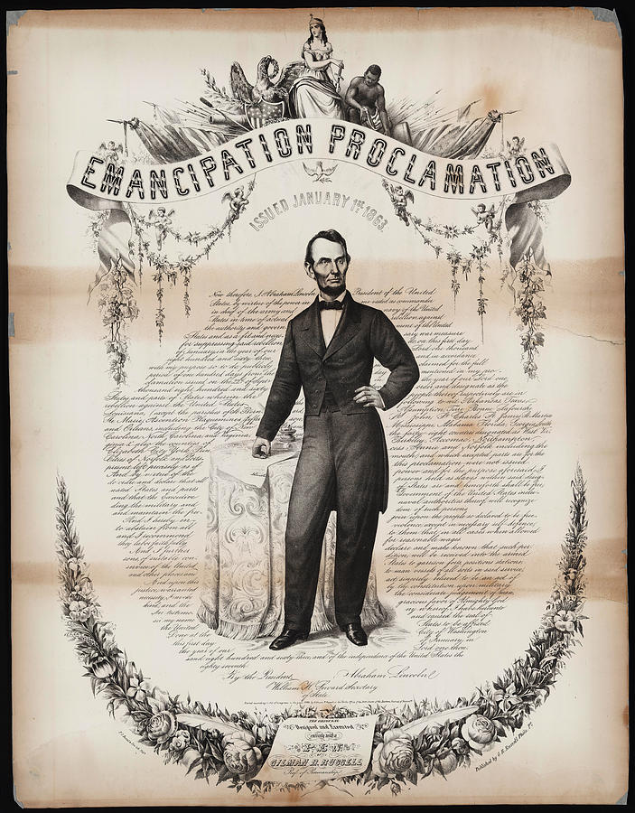 the reason for the issuance of the emancipation proclamation by abraham lincoln