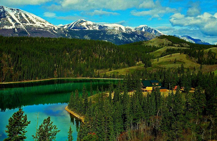 Private Emerald Lake Tour • Alaska Shore Tours