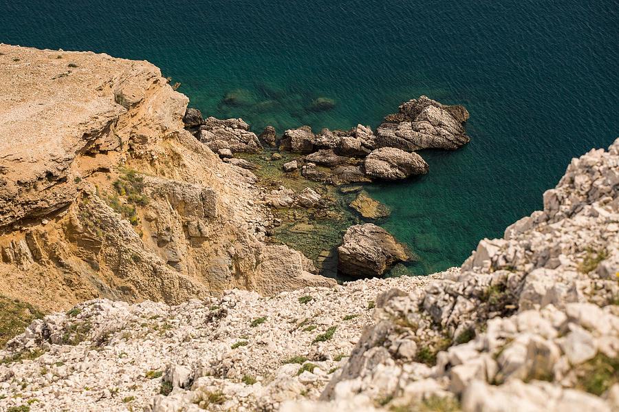 Emerald Sea Photograph