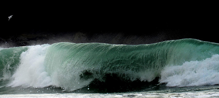 Emerald Wave Photograph