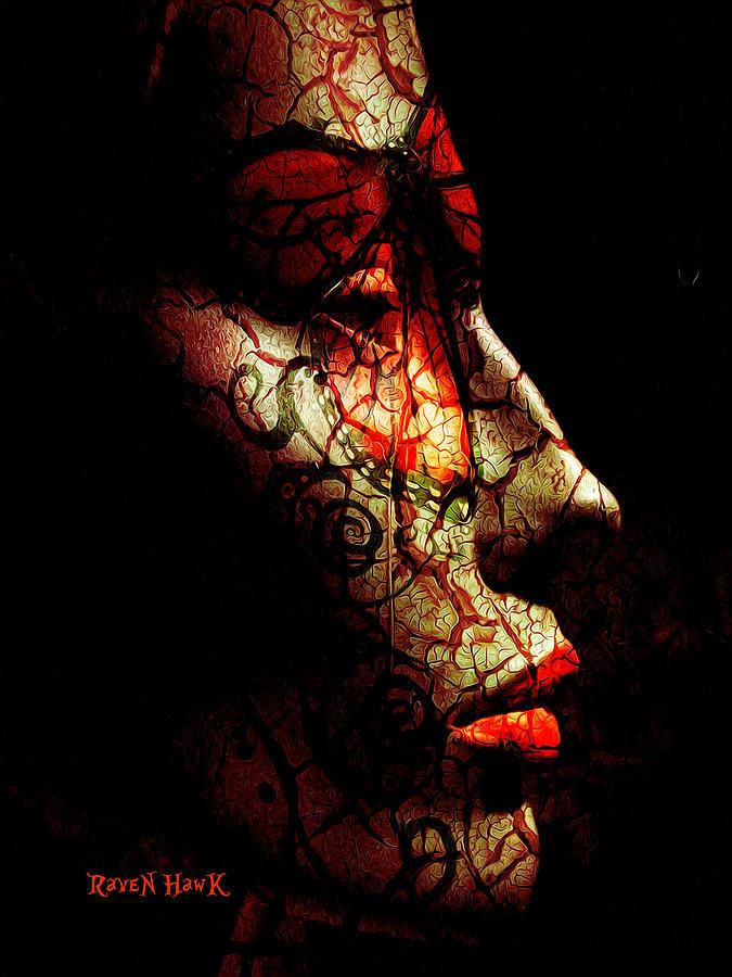 Emergence Digital Art - Emergence by The Feathered Lady