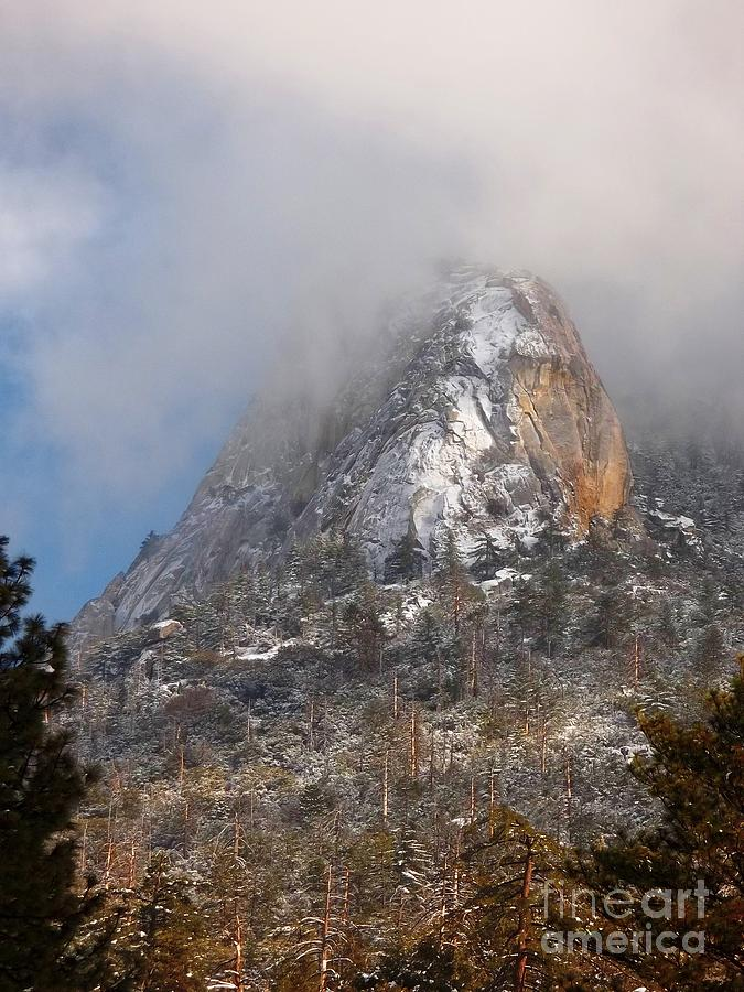 Emerging Peak - Idyllwild Photograph