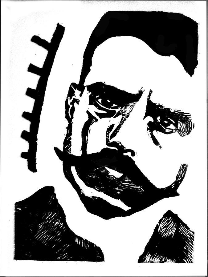 Emiliano Zapata Drawing