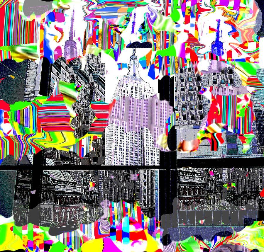 Empire Moma Digital Art