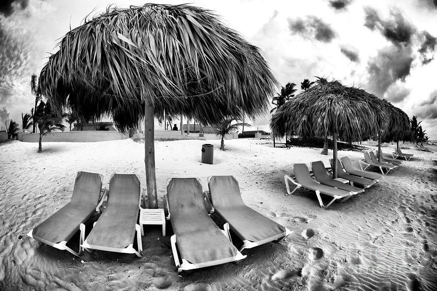 Empty Lounges Photograph
