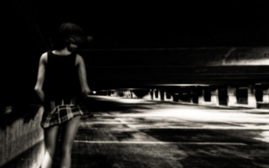 Alone Photograph - Empty Spaces by Bob Orsillo