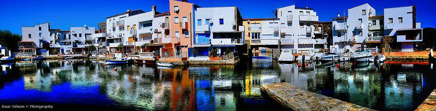 Empuriabrava Spain Photograph - Empuriabrava Spain by Isaac Silman