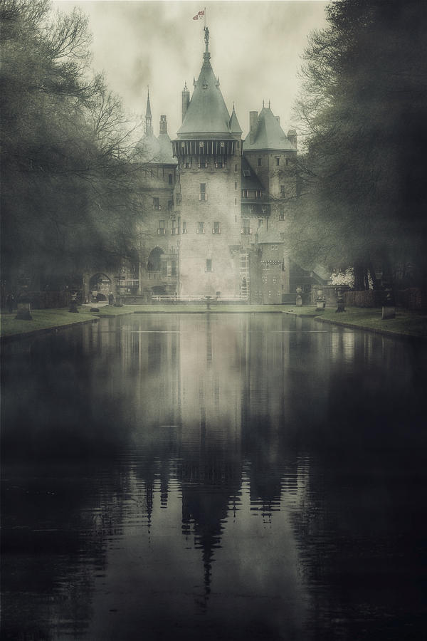 Castle Photograph - Enchanted Castle by Joana Kruse