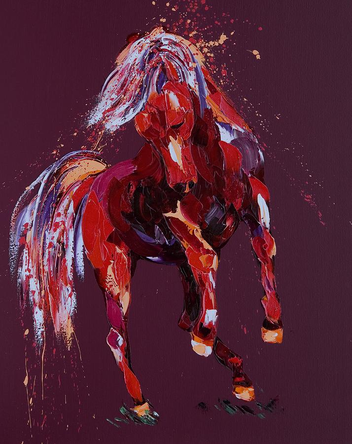 Enchantress Painting