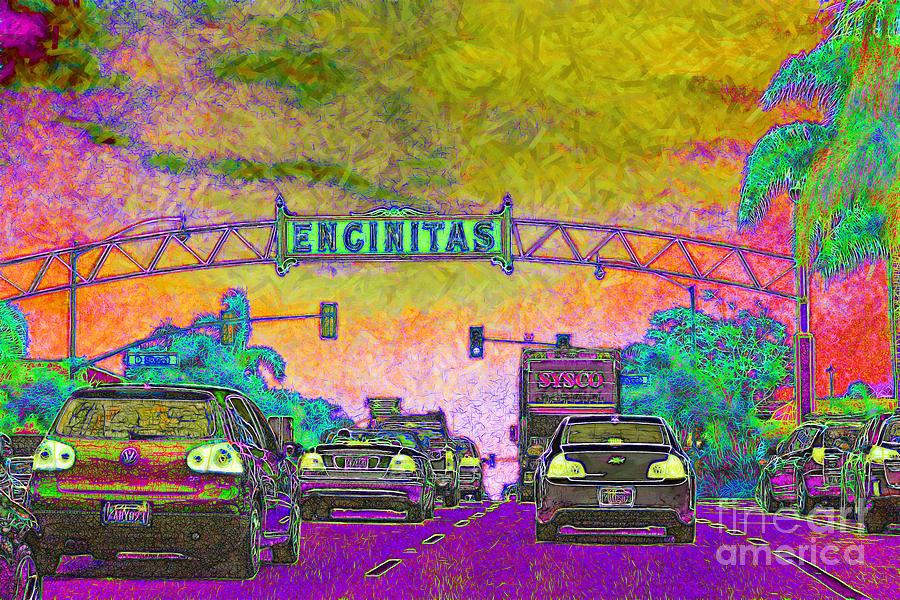 Encinitas California 5d24221p68 Photograph