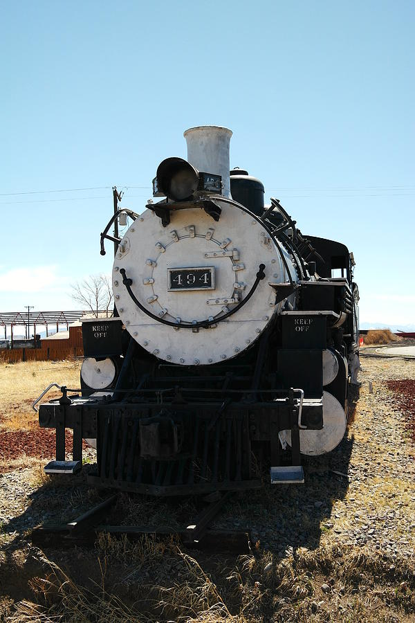 Engine 494  Photograph