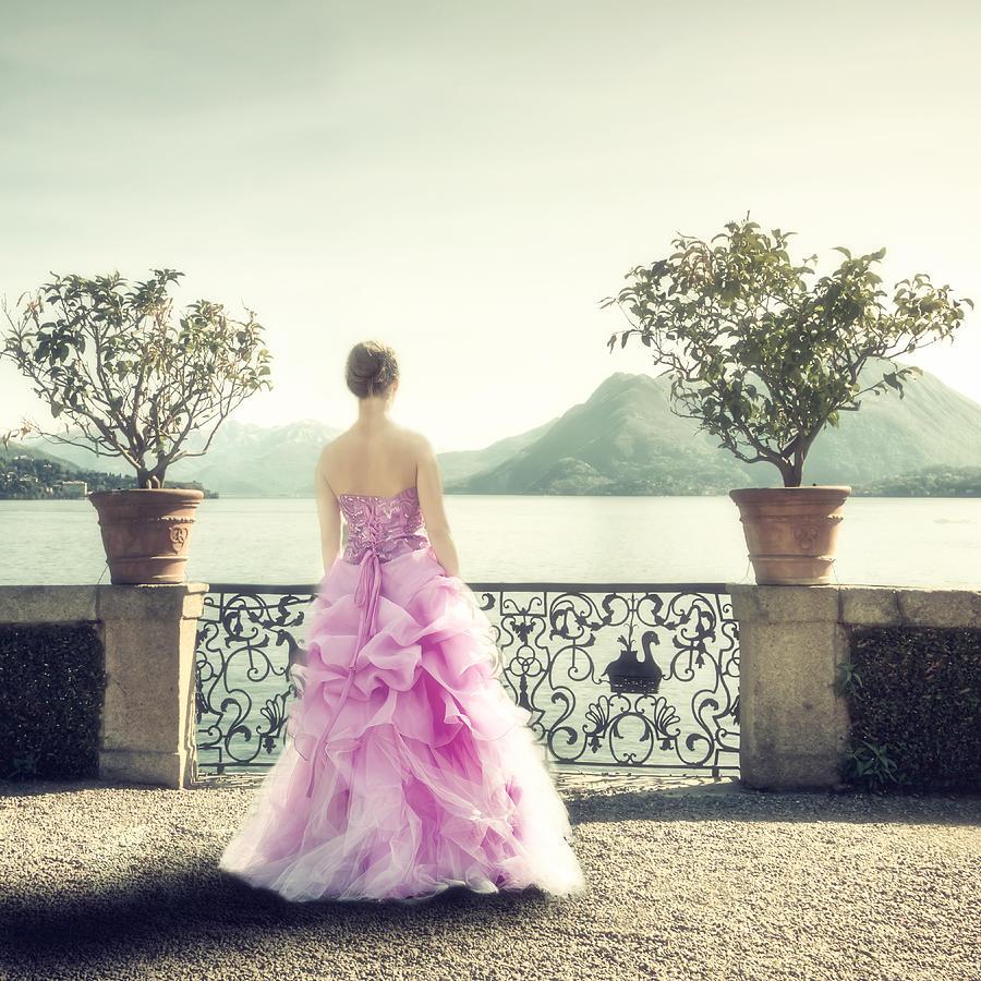 enjoying Italy Photograph
