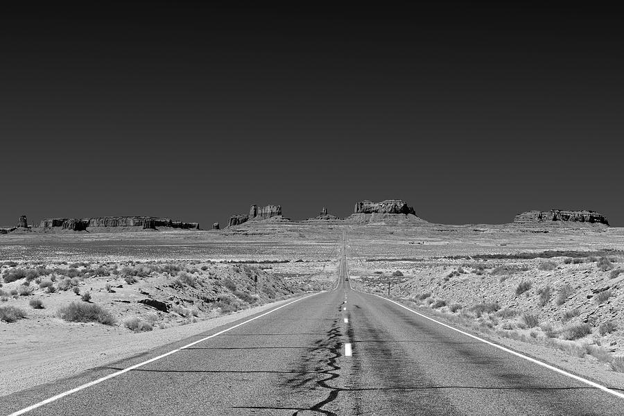 Epic Monument Valley Photograph