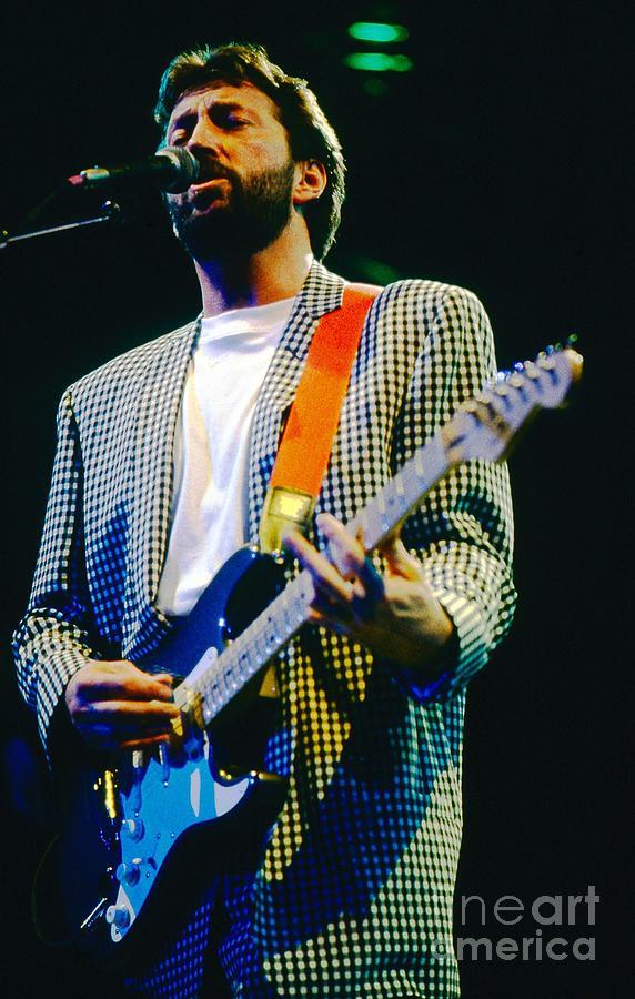 Eric Clapton A1 Photograph