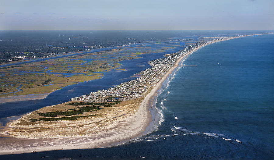 How Long Is Topsail Island