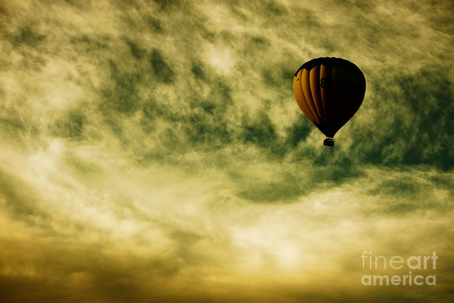 Escapism Photograph  - Escapism Fine Art Print