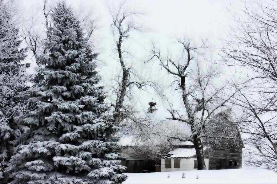 Estherville Barn Photograph