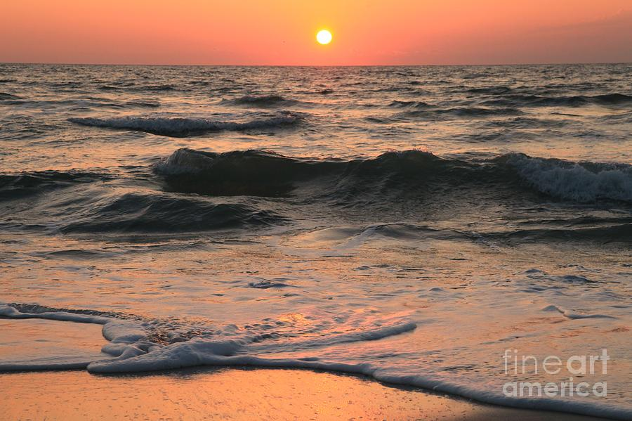 Evening Pastels Photograph  - Evening Pastels Fine Art Print