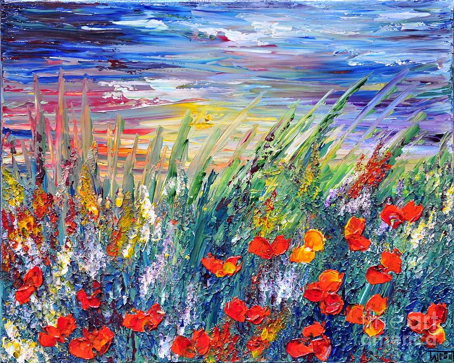 Evening Painting