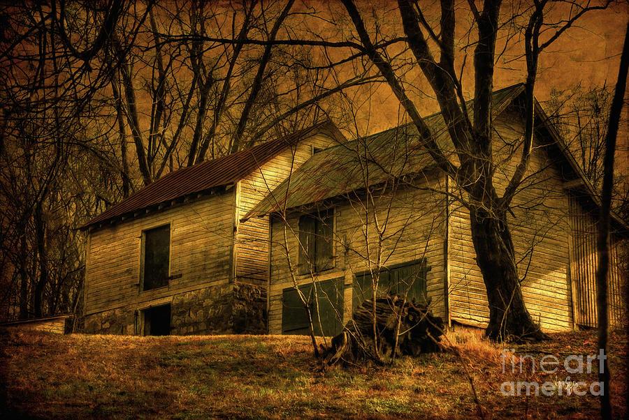 Evening Twilight Fades Away Photograph