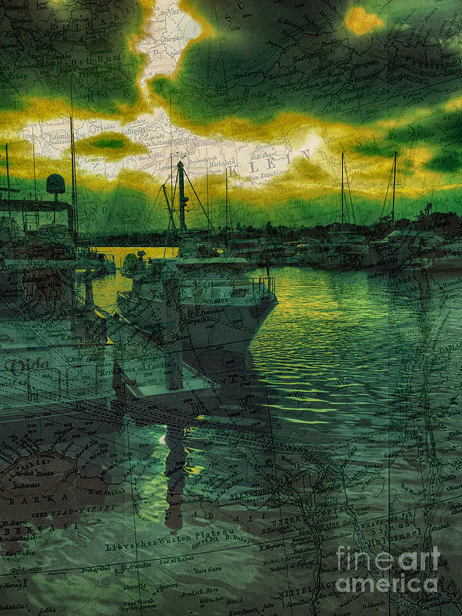 Every Port Photograph  - Every Port Fine Art Print