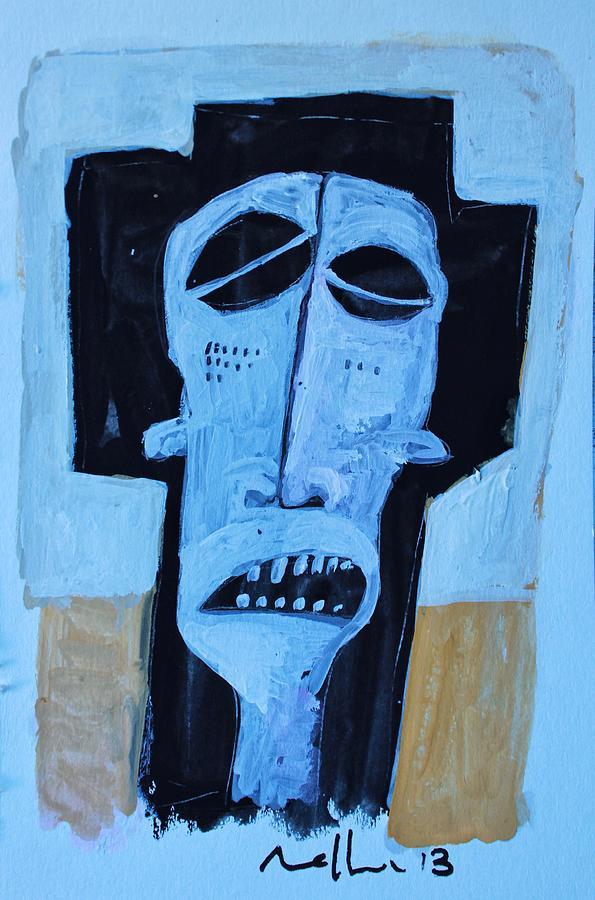 Exanimus No. 9 Painting