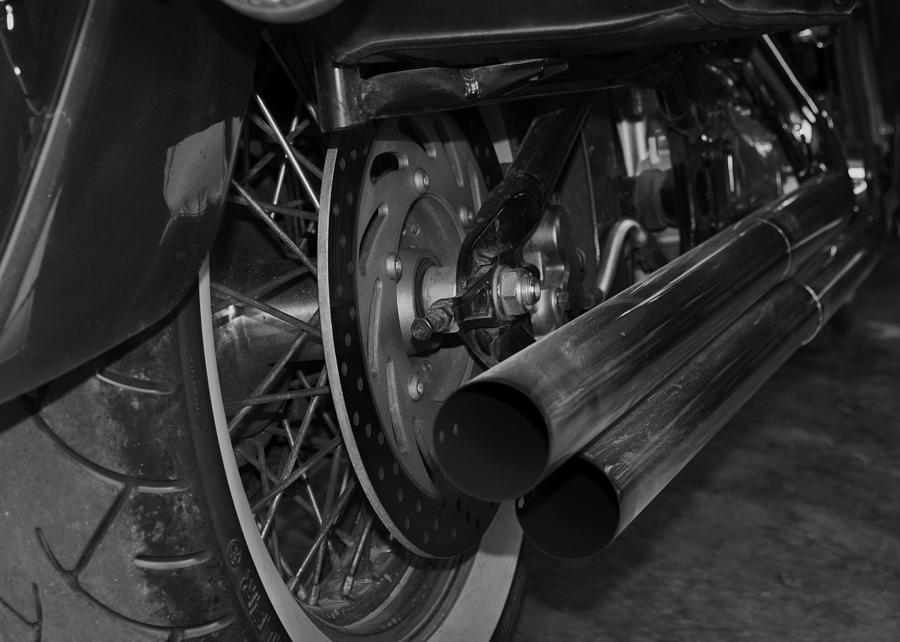 Exhaust Photograph  - Exhaust Fine Art Print