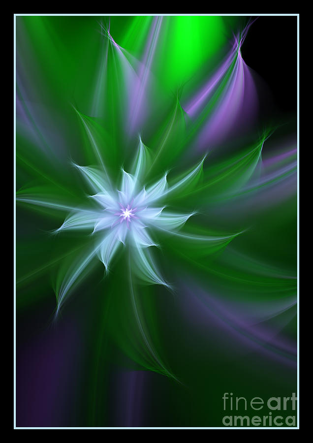 Exquisite Digital Art  - Exquisite Fine Art Print