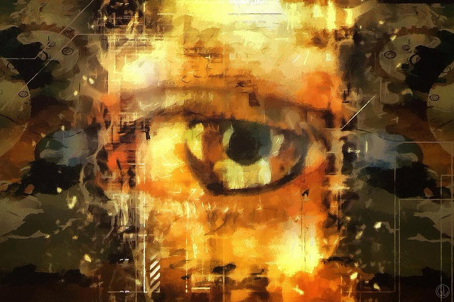 Eye See You Digital Art
