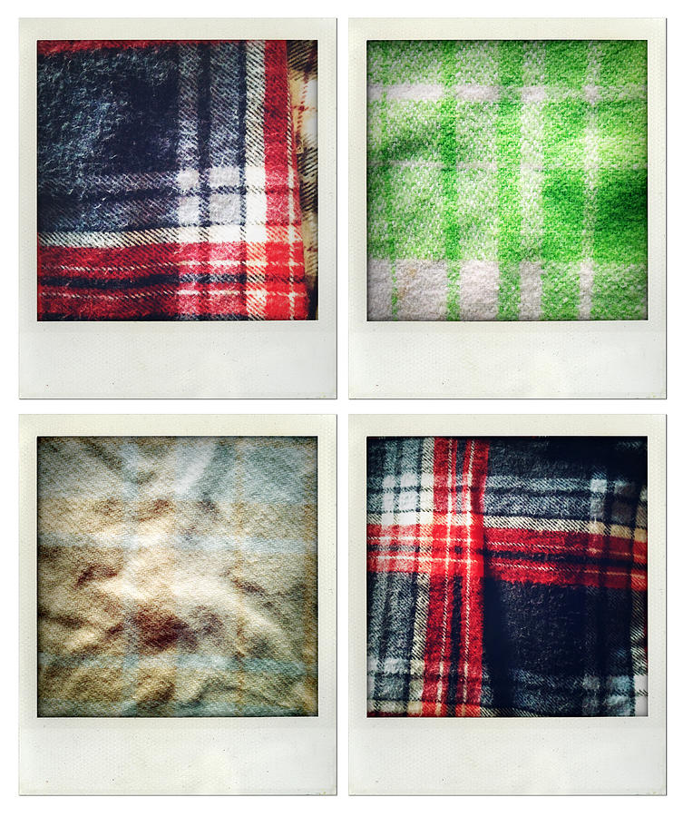 Natural Photograph - Fabrics by Les Cunliffe
