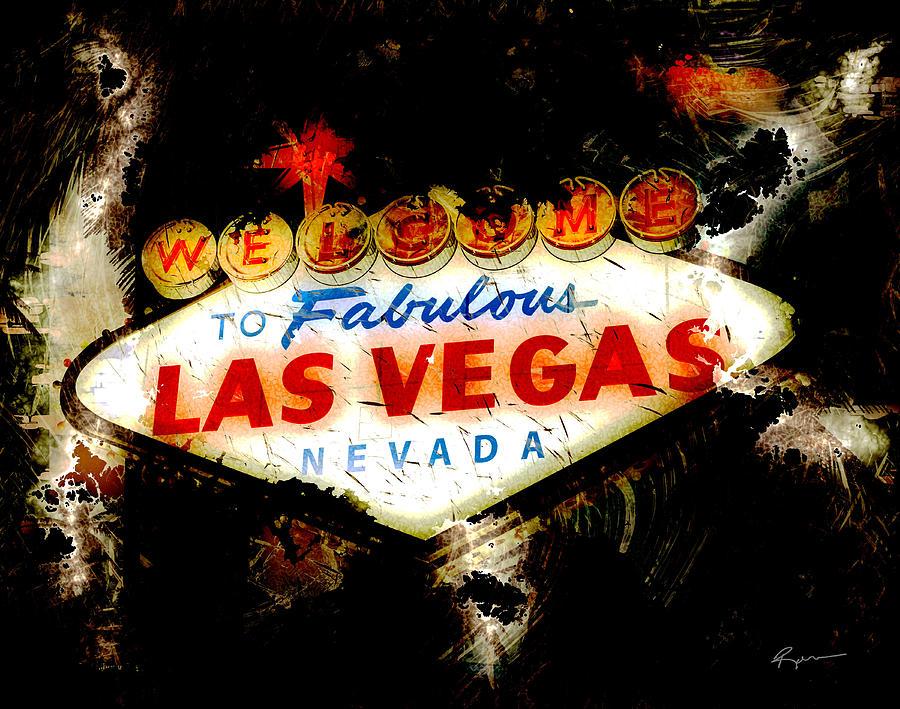 Fabulous Las Vegas Digital Art