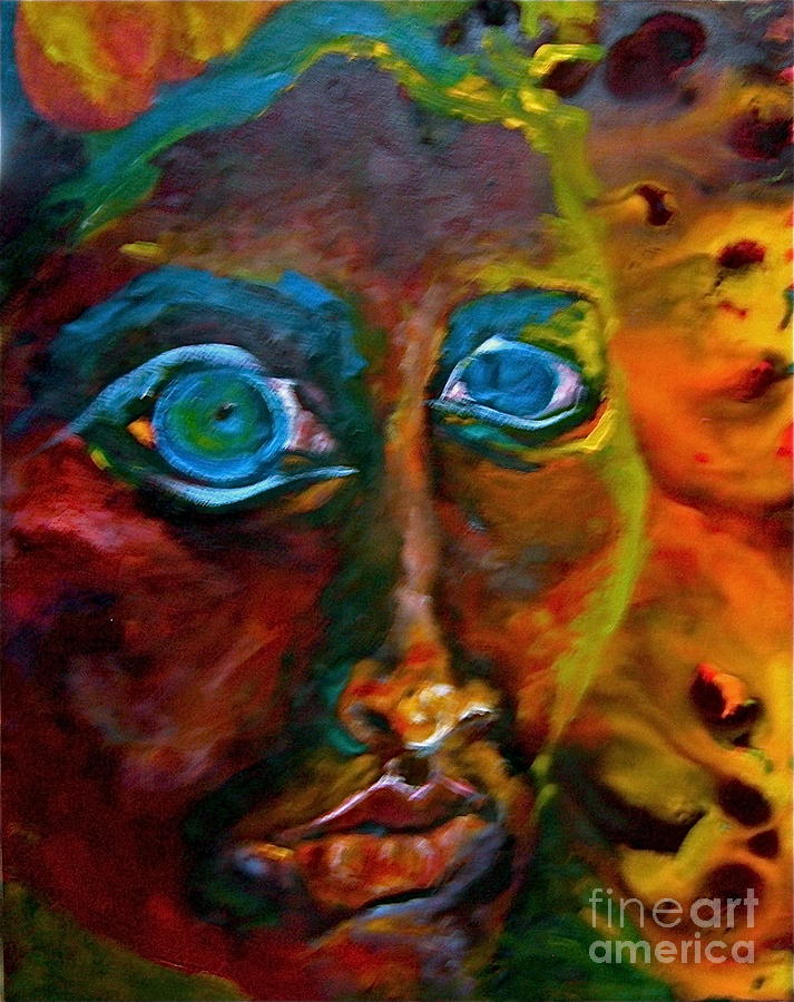 Face 6 Painting