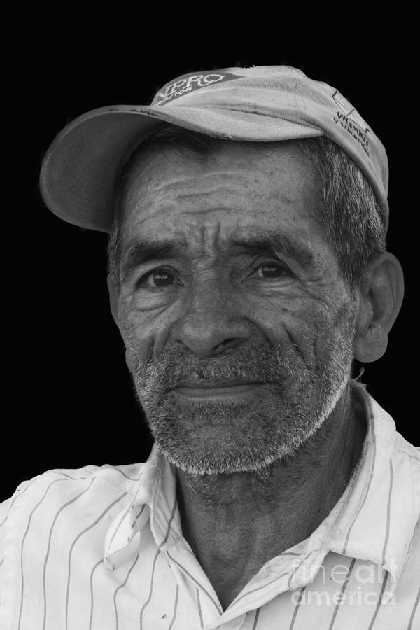 Heiko Photograph - Face Of A Hardworking Man by Heiko Koehrer-Wagner