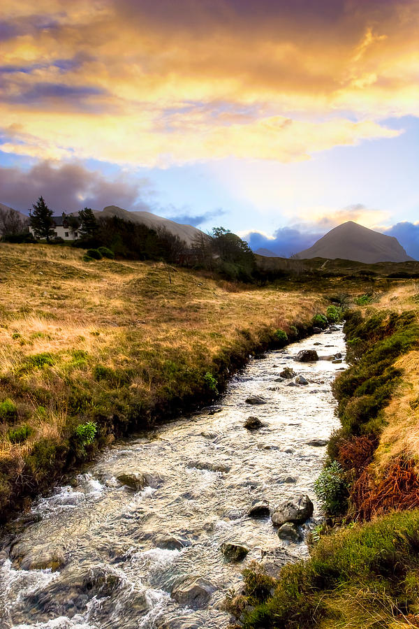 Faerie Lands - Beautiful Morning On The Isle Of Skye Photograph  - Faerie Lands - Beautiful Morning On The Isle Of Skye Fine Art Print