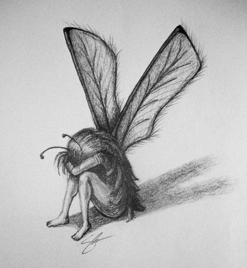 ... Galleries: Crying Fairy Tattoo , Sad Fairy , Sad Fairy Drawings