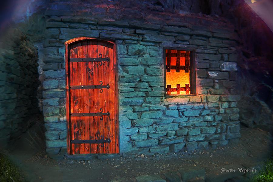 Fairy Tale Cabin Photograph