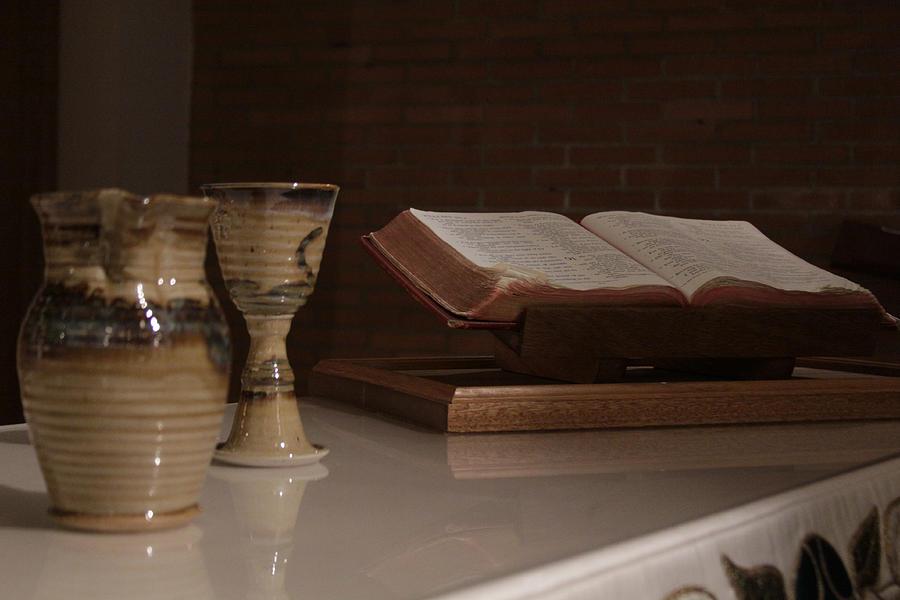 Bible Photograph - Faith by Shoal Hollingsworth