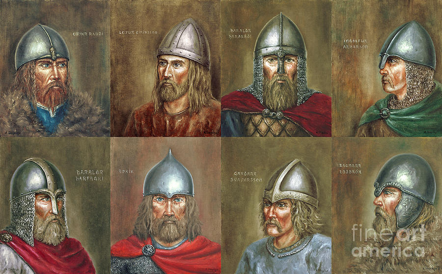 Pictures Of Famous Vikings 97