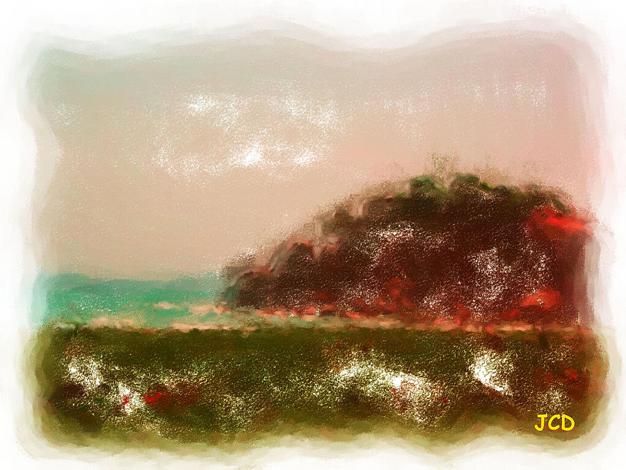 Fantastic Scenery Digital Art