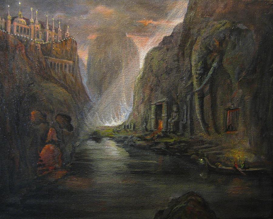 Fantasy 2 Painting