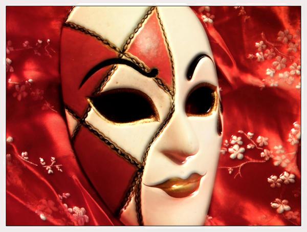 Maska Ceramic Art - Fantasy by Alexsandr Lovchikov