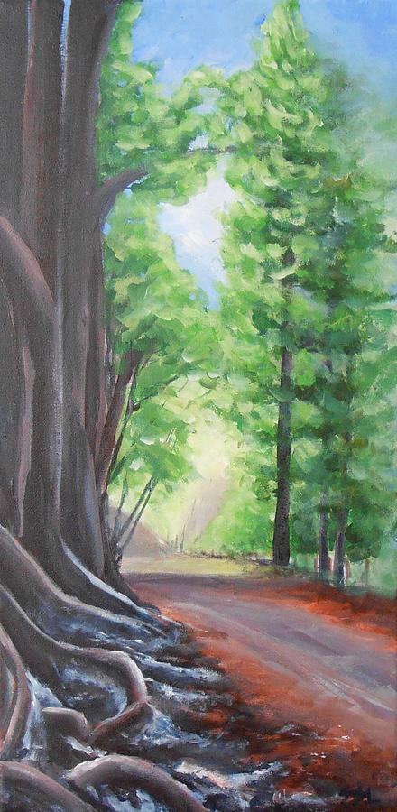 Faraway Painting