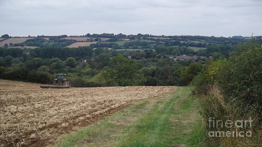 Farm Tractor 2 Photograph